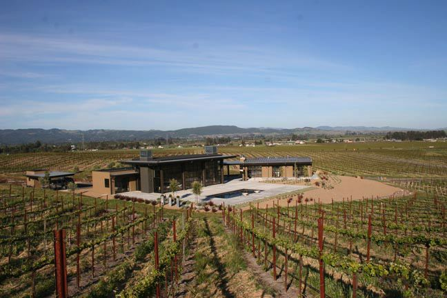 Sonoma Wedding Location